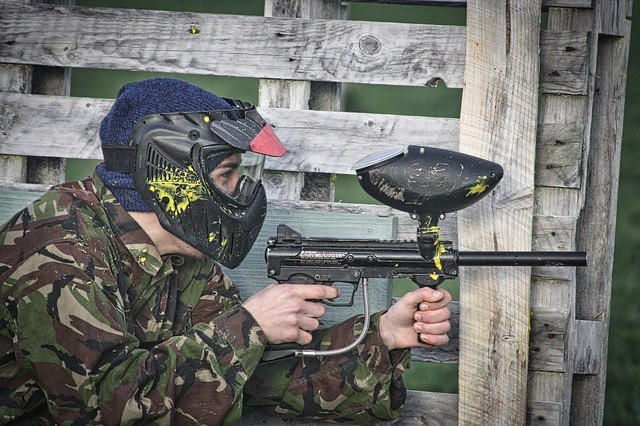 Paintball Ljubljana Killer
